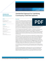Standardized Approach for Capitalizing Counterparty Credit Risk Exposures