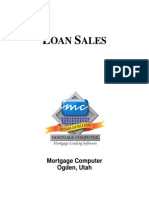 Loan Sales Software Guide