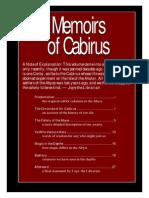 Ultima Underworld - Memoirs of Cabirus