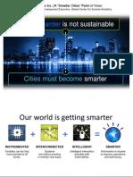 IBM Smarter Cities Overview