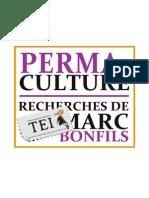 26. Marc Bonfils - Permacultura. Cercetari Si Insemnari - TEI - Ecran