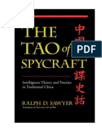 Sawyer R. D. - The Tao of Spycraft. - 1998