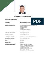 Curriculumvitae Mario Pulido