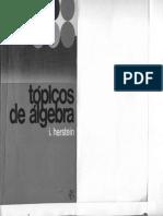 Herstein - Tópicos de Álgebra - Livro PT