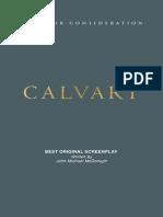 CALVARY by John Michael McDonagh