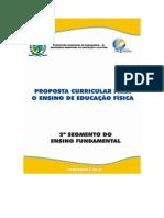 BoletimEF.org Proposta Curricular Para o Ensino de Educacao Fisica