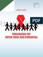 Buku Saku Pengobatan HIV untuk ODHA dan Komunitas