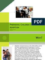 DuFore Preparing Children for Adoption