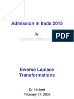 Admissions in India