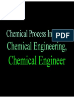 Chemical Process Industry_ Chemical Engineering_ and Chemical Engineer