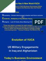 The VUCA Company-Book & Workshop