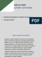 Nave Suport Offshore- Cimpoeru Cristian