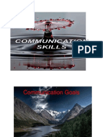 Communication Skill- Trg