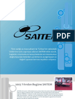 SAITEM 2007 - Sponsorlara Teşekkür
