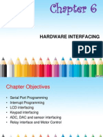 Chapter 6 - Hardware Interfacing