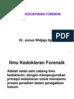 pengantar forensik