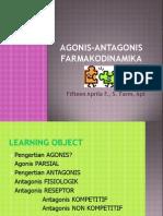 Antagonisme Farmakodinamika New