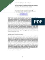 JURNAL TAGUCHI PENGENDALIAN CRUMB RUBBER (EMEN).pdf