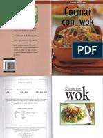 Cocinar Con Wok Anne Wilson PDF by Chuska