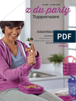 BROCHURE TUPPERWARE MI-JANVIER 2015