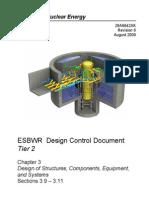 ESBWR Design Control Document