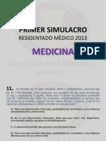 SIMULACRO+Nº+1+MEDICINA