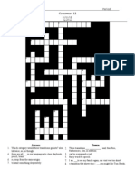 Crossword 12