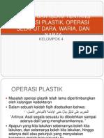 AGAMA OPERASI PLASTIK, SELAPUT DARA.pptx