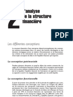 extrait l'analyse des differentes structures financieres