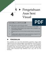 Topik 4 (Pengetahuan Asas Seni Visual)