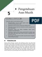 Topik 5 (Pengetahuan Asas Muzik)