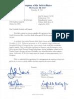 GA Democratic delegation letter on Grady/BCBS