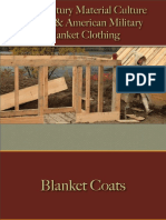 Military - Blanket Coats