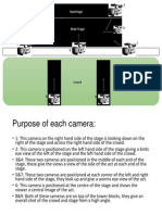 camera stage layout