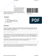 GS128 2DbarcodeStandard