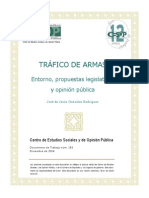 El tráfico de armas, un detonante de la violencia en México