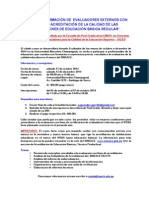 Convocatoria a III Curso Para Evaluadores Externos (1)