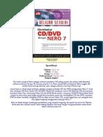 BS Membakar CD-DVD Dgn Nero 7