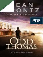 Odd Thomas Extract