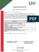 Carta Compromiso Pec 2014