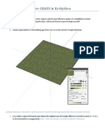 Efficient Grass Rendering