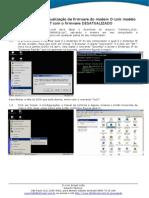 DSL-500T - Telefonica - Procedimento de Atualizacao de Firmware