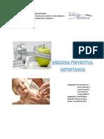 Medicina Preventiva 2013