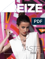 Treize Fashion Magazine