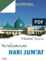 khutbah jumat - keutamaan hari jum'at.pdf