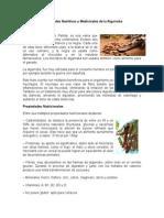 PropiedadPropiedades Nutritivas y Medicinales de la Algarroba.doces Nutritivas y Medicinales de La Algarroba