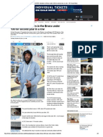 Murders in Bronx Dailynews