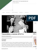 24-11-14 Trascendidos y Rumores (07_47 h) ‹ ADN – Agencia Digital de Noticias Sureste