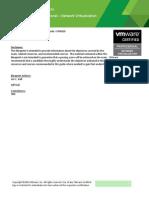 VCP NV Exam Blueprint v1 0