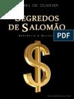 Daniel de Oliveira Segredos de Salomao